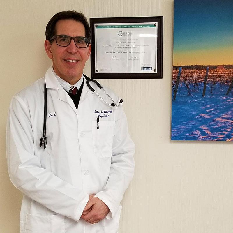 John Franklin Zwetchkenbaum, MD