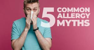 5 Common Allergy Myths