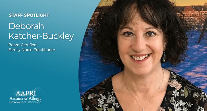 AAPRI Staff Spotlight – Meet Deborah Katcher-Buckley