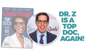 """Dr. Z makes Rhode Island Monthly's """"Top Doc"""" list—again!"""