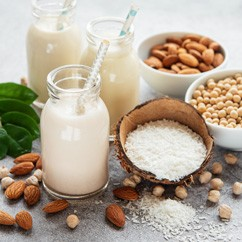 Non-dairy milk alternatives are a great way for people who need to avoid cow's milk to enjoy the foods they love.